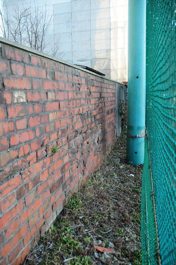 64小学校のフランス積みの壁.jpg